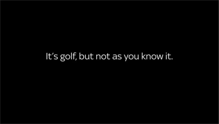The Ryder Cup – Sky Sports Promo 2012