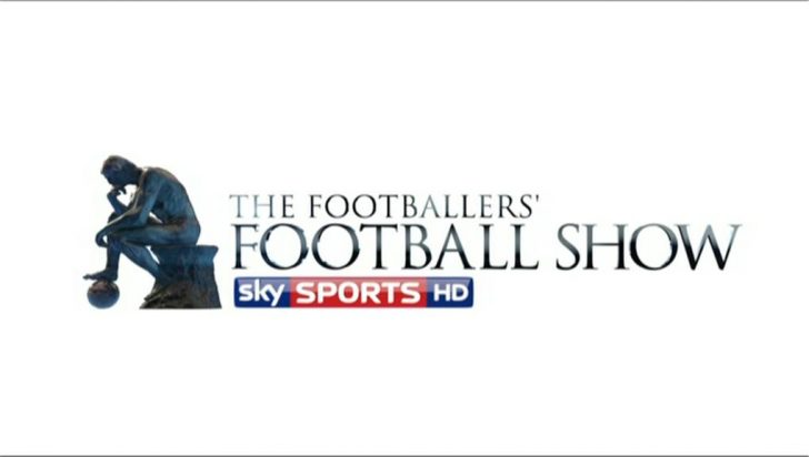 The Footballers' Football Show 2012