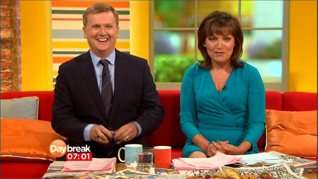Final edition of ITV Daybreak airs today; Good Morning Britain launches Monday