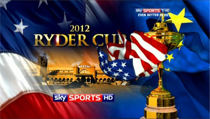 Ryder Cup 2012 – Sky Sports Titles