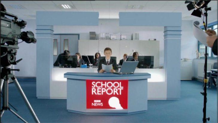 School Report – BBC News Promo