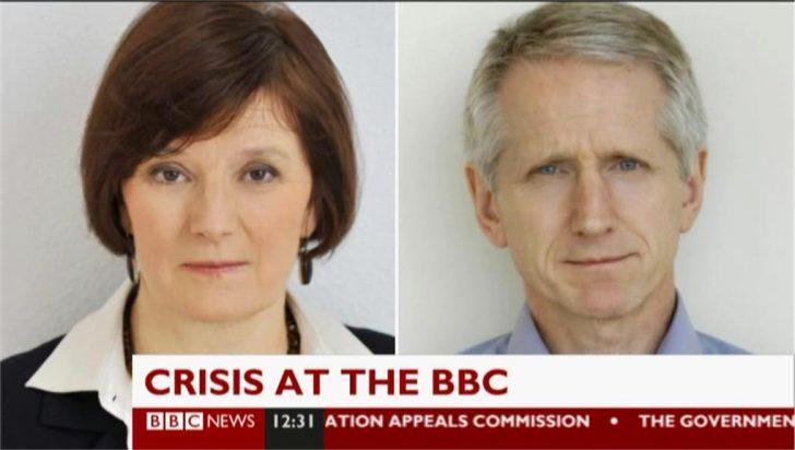 "Helen Boaden and Stephen Mitchell ""Step Aside"""