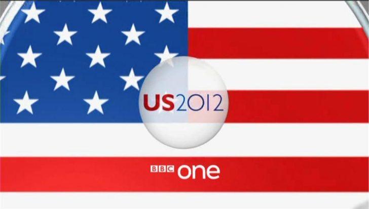 U.S Election 2012 – BBC News Promo