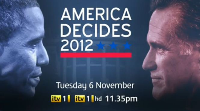 America Decides 2012 – Live Election coverage on ITV1