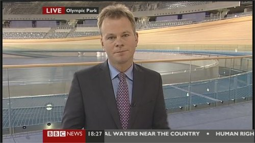 James Pearce steps down from BBC Sport