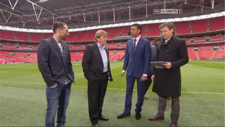 'Goals On Sunday' live from Wembley Stadium