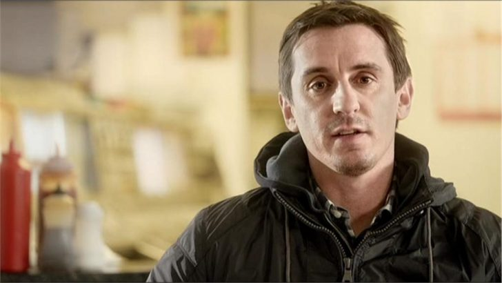 """Neville: """"Why do you fall in love with football?"""""""