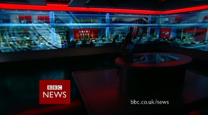 Mishal Husain brings the curtain down on network news from TVC