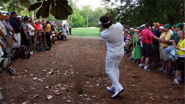 The Masters – Sky Sports Promo 2013