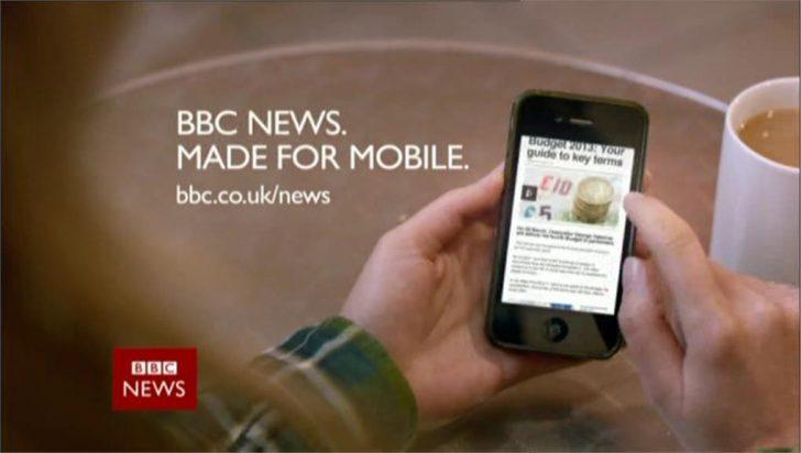 Made for Mobile – BBC News Promo