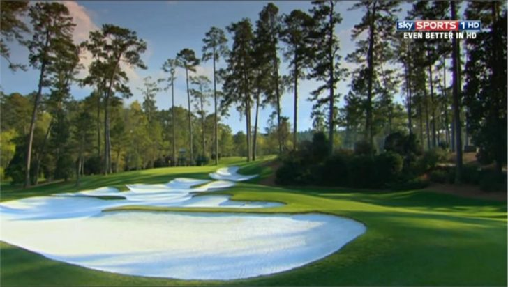 The Masters 2013: Sky Sports Titles