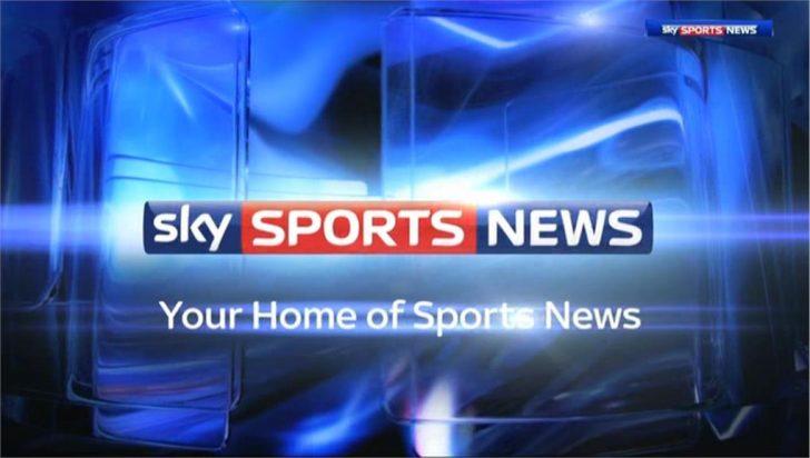 Sky Sports News Presentation 2013