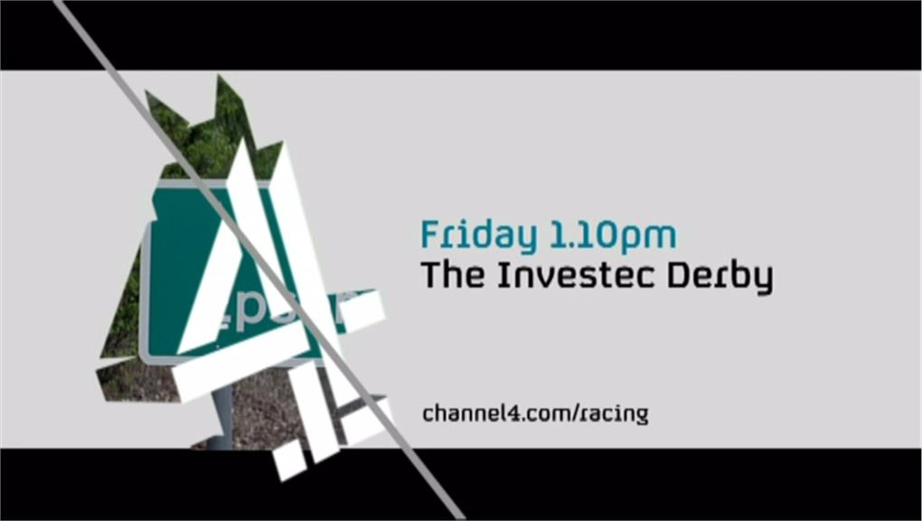 Promo: The Investec Derby 2013 on Channel 4