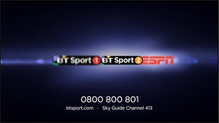 Premier League Football on BT Sport – Promo