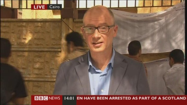 Colleagues pay tribute to BBC News foreign correspondent Jon Leyne