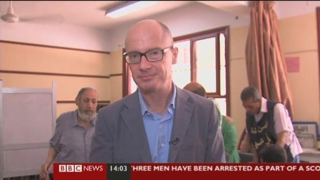 BBC News correspondent Jon Leyne dies at the age of 55