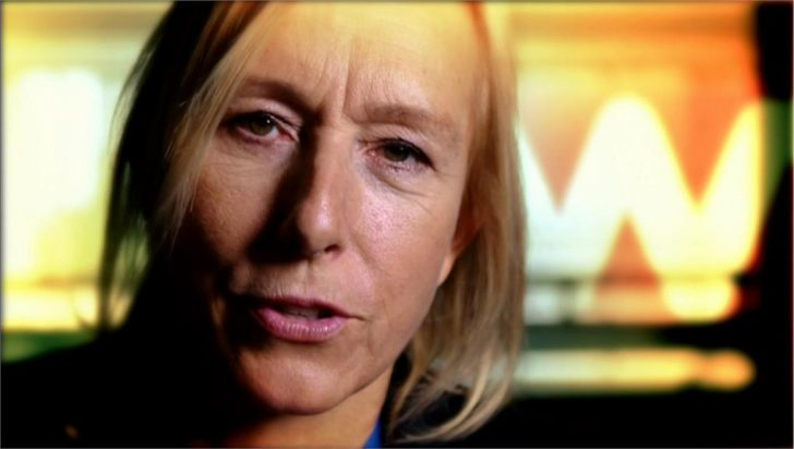 Promo: The WTA on BT Sport (feat. Martina Navratilova)