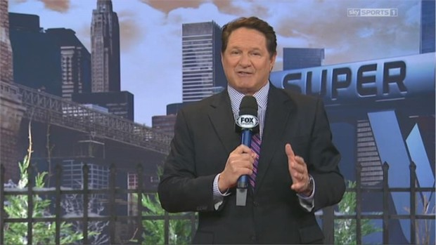 Chris Myers to host NFL programming on FOX this Sunday