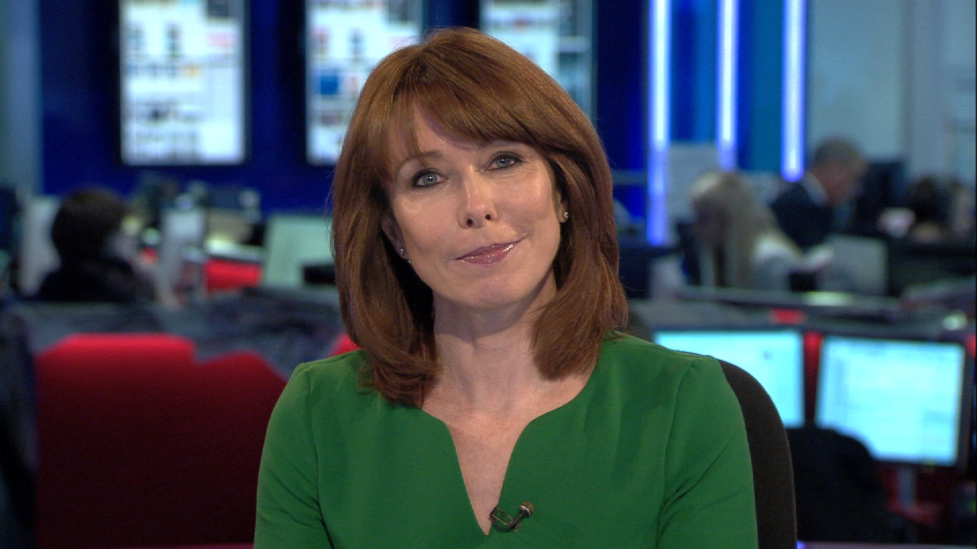 Kay Burley Celebrates 25 Years at Sky; Signs New 5 Year Deal