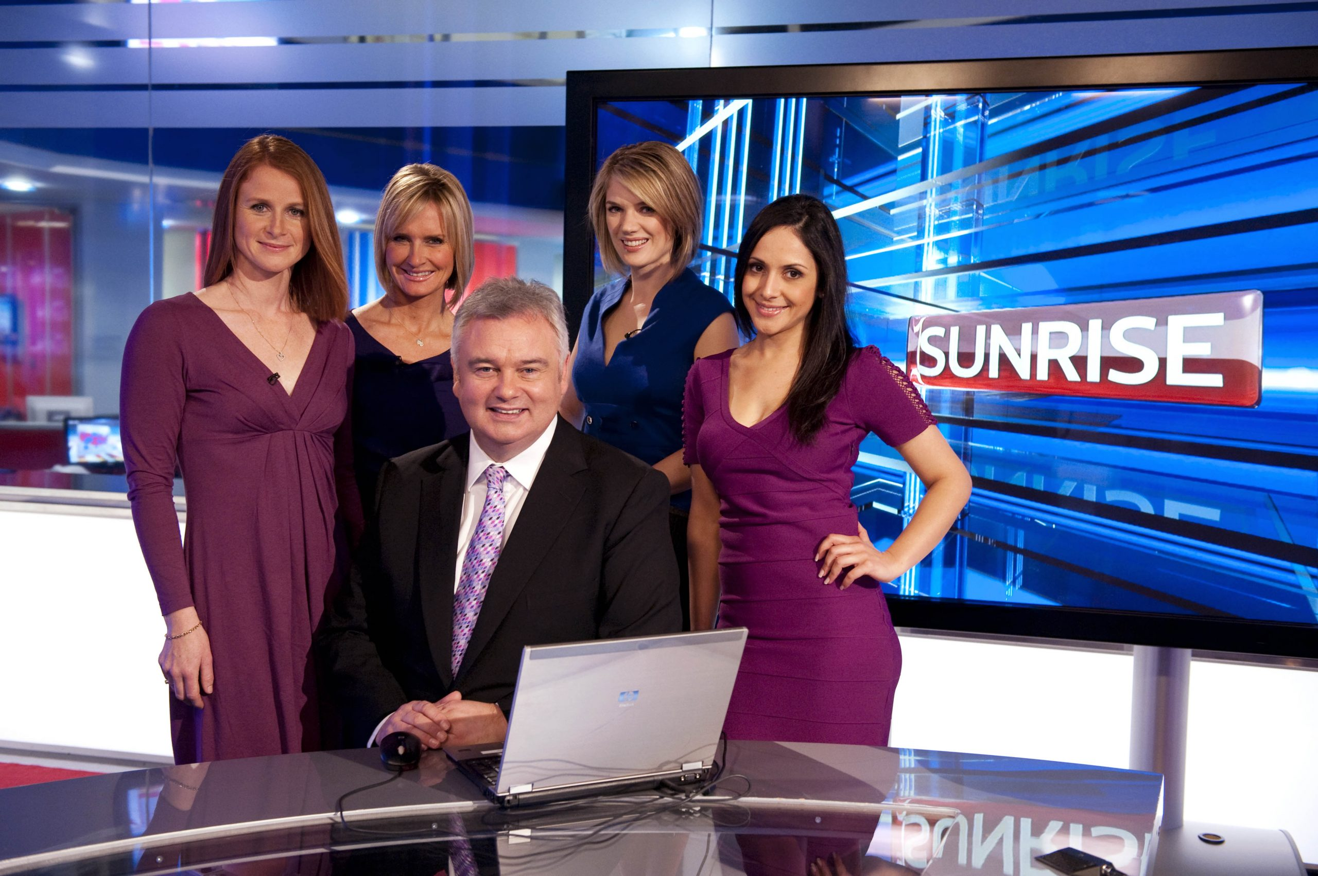 Eamonn Holmes signs new five year contract with Sky News