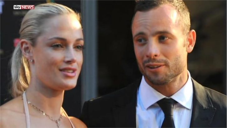 Oscar Pistorius Murder Trial – Live on Sky News TV, Mobile, Online