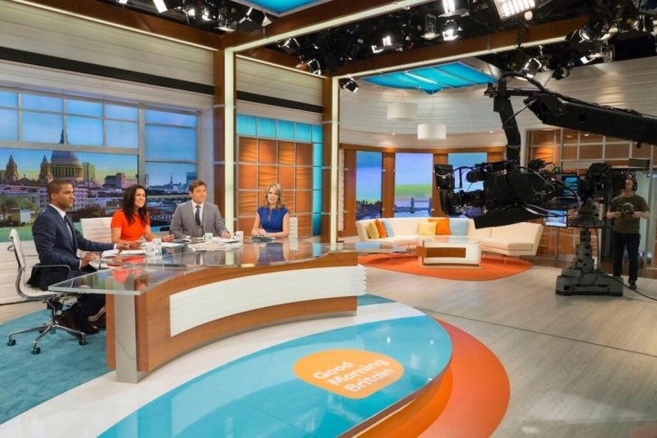 ITV Breakfast: 'Good Morning Britain' debuts this morning