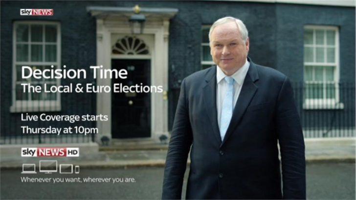 Decision Time – Sky News Promo 2014