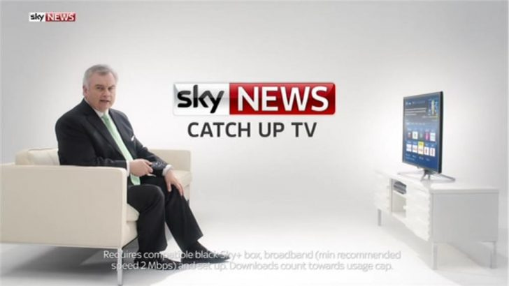 Catch Up TV – Sky News Promo 2014