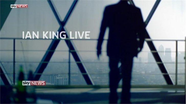 Ian King Live – Sky News Promo 2014