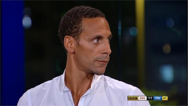 Rio Ferdinand - BBC Sport - World Cup 2014 (2)