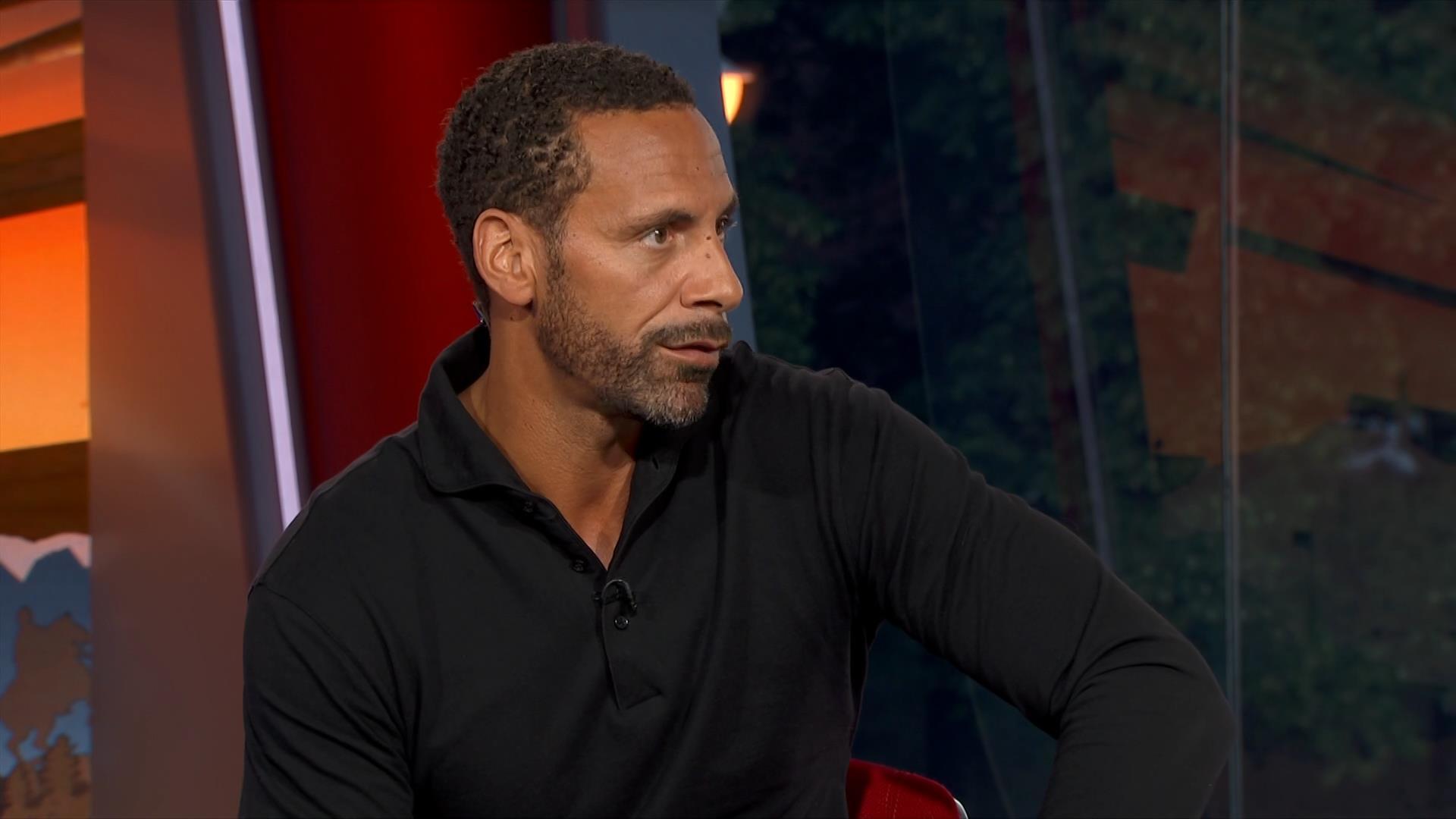 Rio Ferdinand - BBC World Cup 2018