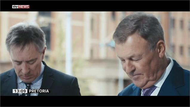Correspondents – Sky News Promo 2014