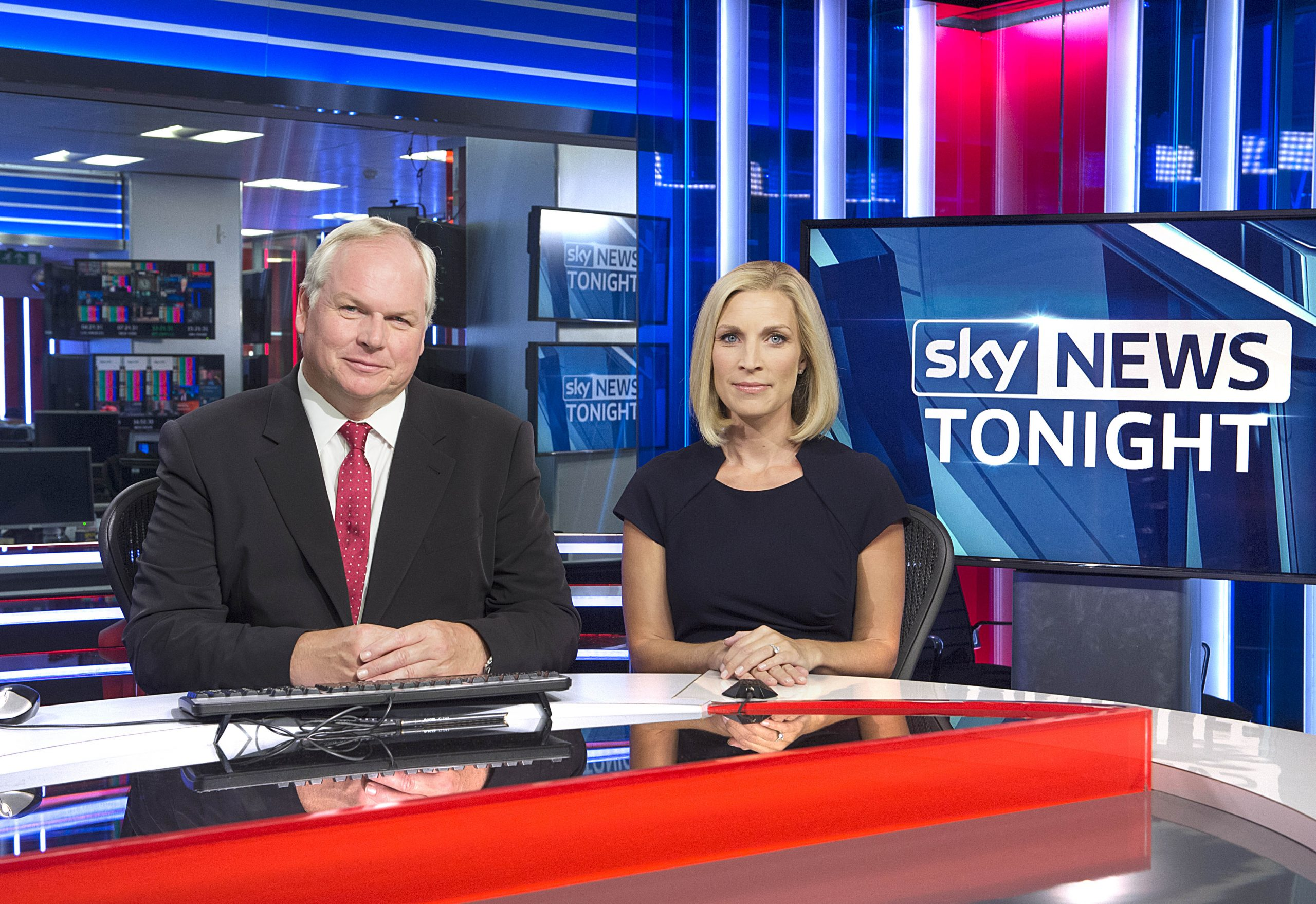 Sky News' Sarah Hewson gives birth to baby boy Oliver!