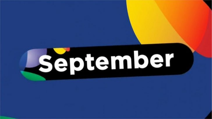 September on BT Sport (Promo)