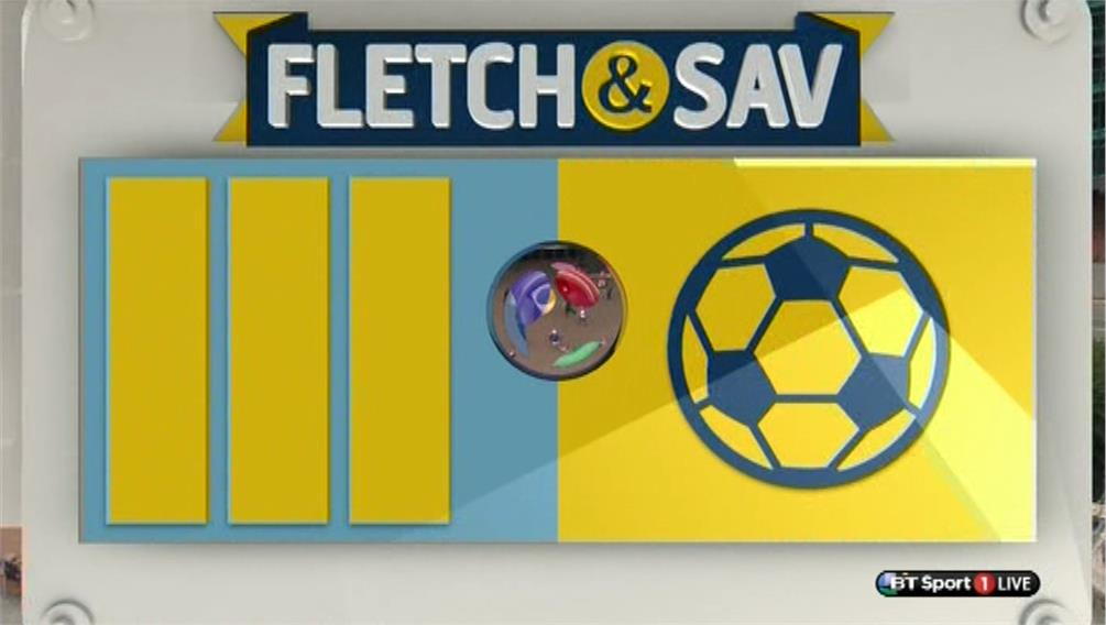Fletch & Sav – BT Sport Presentation