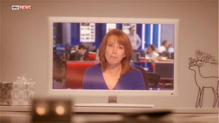Christmas – Sky News Promo 2014
