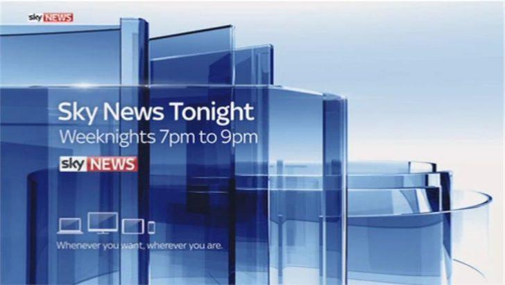 Tonight – Sky News Promo 2014