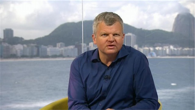 Adrian Chiles replaced as ITV football host by Mark Pougatch