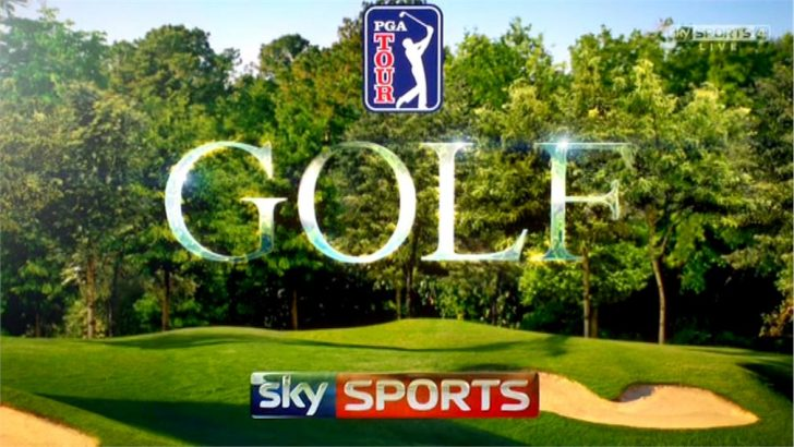 Sky Sports launches new on air look for its PGA Golf coverage