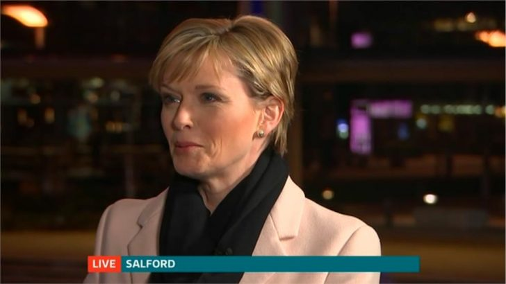 Video: What did moderator Julie Etchingham think of Leaders' Debate?, and Mark congratulates