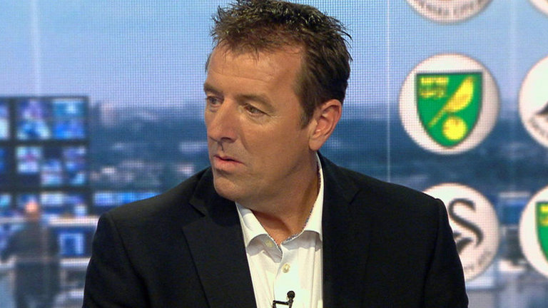 Sky Sports' Matt Le Tissier to become a Countdown competitor