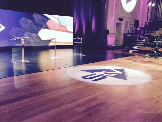 Scottish Party Leaders' Debate: Live on STV, STV Player