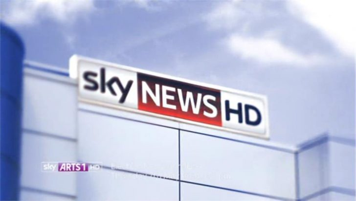 Election Newsroom Live on Sky Arts – Sky News Promo 2015