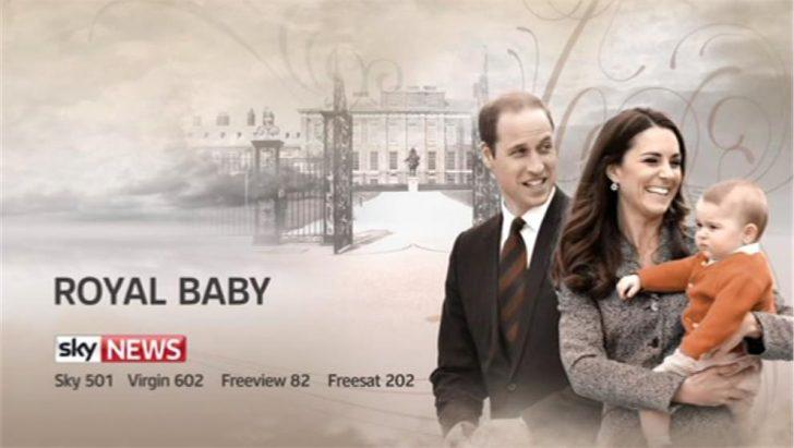 Royal Baby II – Sky News Promo 2015