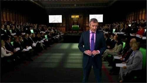 BBC's Jeremy Vine takes part in Twitter Q&A session
