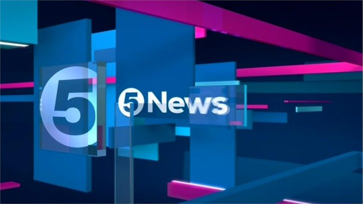 Five News launches new look