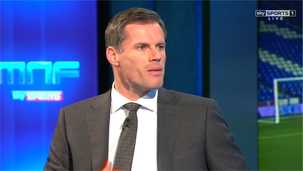 Jamie Carragher to wear Manchester United shirt on the first Monday Night Football
