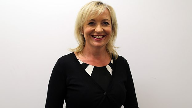 BBC weather presenter Carol Kirkwood confirmed for Strictly Come Dancing 2015