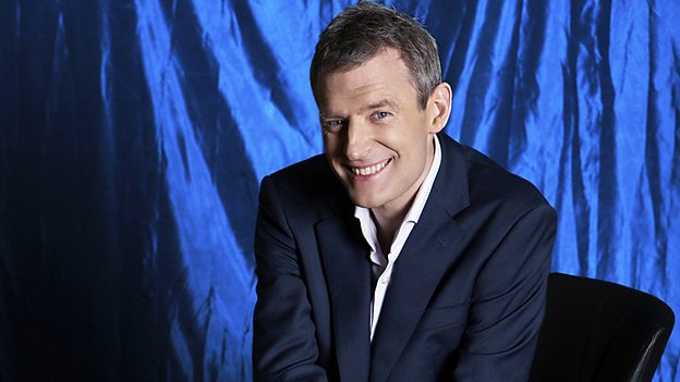 BBC's Jeremy Vine confirmed for Strictly Come Dancing 2015