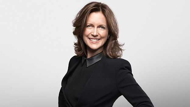 Former ITV News presenter Katie Derham signs up for Strictly Come Dancing 2015